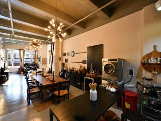 Tribeca luxurious loft 1 bedroom apartment