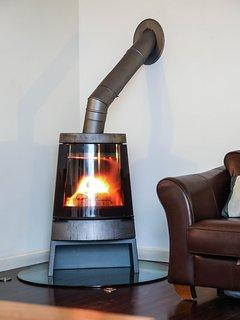 Wham wood burner.