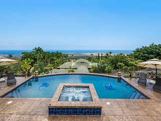 Hahalua Hale. Premier Estate featuring 6 bedrooms, Private Pool & Spa