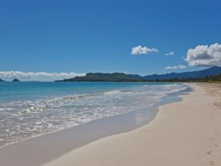 Fabulous Luxury 5 Bedroom Kailua Beachfront-Private Pool and Spa