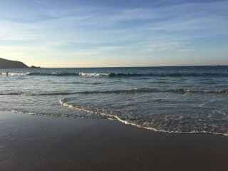House with one bedroom in Saint-Lunaire, with WiFi - 200 m from the beach