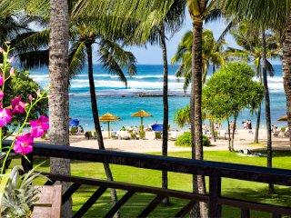 Villa 306 Direct Ocean Views 3-Bedroom Villa