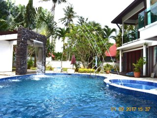 Stunning Seaside Luxury Villa in Port Dickson. Sleeps 12