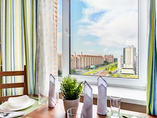 SutkiPeterburg Superior 1-room apartment