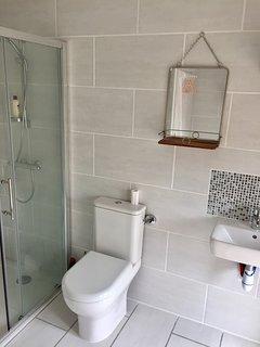 Wisteria - shower room