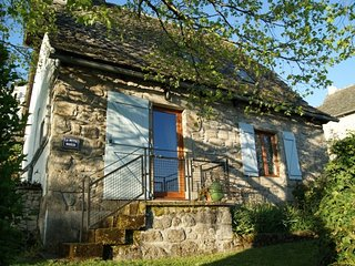 La Petite Maison, Cantal, location de vacances, meublé de tourisme 4*
