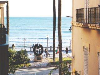 Estudio The Room, centro Sitges/50 mts. de la playa