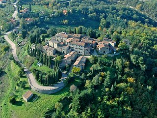 Lodging in a castle Magione