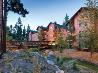 Five Start Time Share Resort in South Lake Tahoe Christmas to New Year's Eve