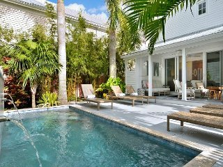 ~ GRAND MAISON ~ Breathtaking Home w/ Private Pool Located On Duval Street!
