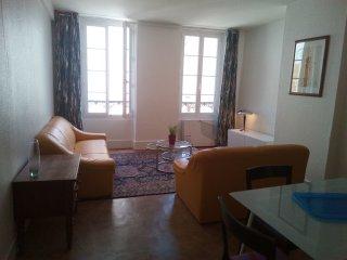 appartement f3 tout confort en plein coeur village médieval Ferrière en Gatinais