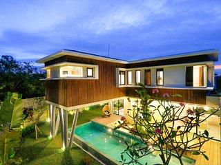 Modern Villa 4 Bedrooms Canggu