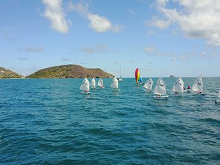 St Kitts Yacht Club - St Kitts Nevis Sailing Association
