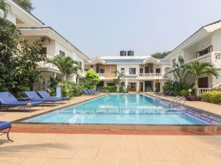 One Bedroom Apartment at Casa Azure, Calangute Goa