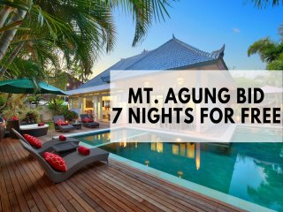 UNLIMITED BF*STAY 5NIGHTS & GET 2NIGHTS FREE