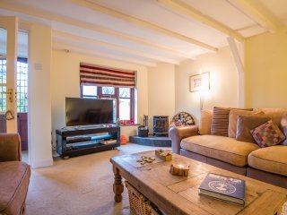 Churscombe Cottage - a Cosy Devon Weekend Retreat!