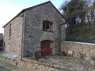 Beautiful Rural Barn Conversion on 27 Acre Smallholding in Exmoor