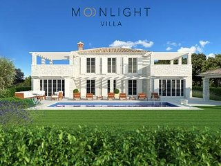 Moonlight villa- Paradise on Earth