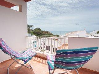 Alaba Apartment, Olhos de Agua, Algarve