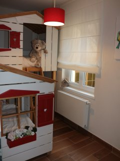 La chambre d'enfants