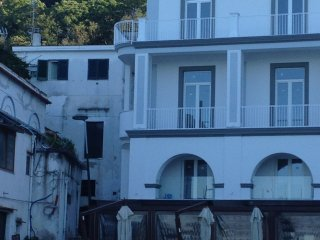 Villa Katerina, a large terrace on the seaside, ancient forniture - 5 bedrooms