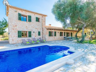 SES ROTES DE CAN VENT - Villa for 8 people in COSTITX