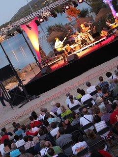 Festival 'Jazz au Ranquet' à Istres