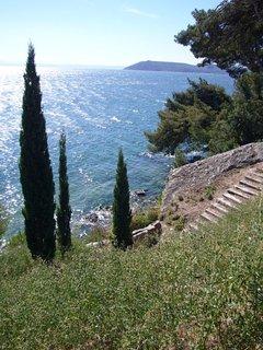 L'étang de Berre à Istres