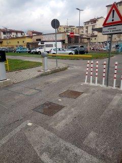 zona servizi parcheggio