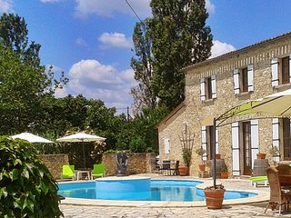 B&B maison a votre sante, Marzelle in Bordeaux wine-district near Saint-Emilion
