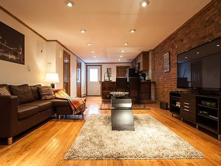 Designer Styled Luxury Apartment - Clinton Hill, Brooklyn