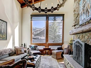 Elegant 3Br Condo Lodge at Vail- No Cleaning Fee!