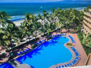 Luxury Ocean front condo with marine view Nuevo Vallarta