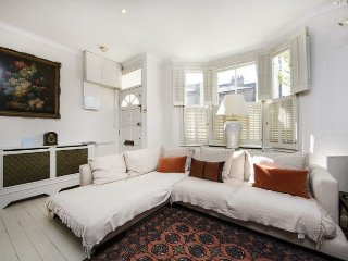 Spacious and stylish home with charming outdoor space- Fulham