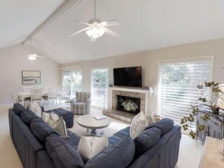 Comfortable, Clean and Convenient to all Sea Pines Amenities - Walk or bike to B
