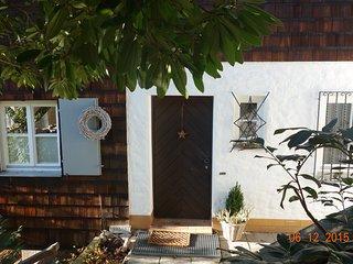 Gemutliches, entlegenes und idyllisches Ferienhaus, mit grossem eingezaunten Gart
