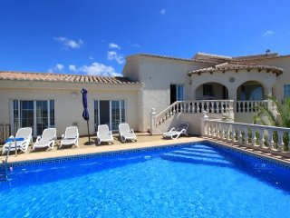 MJ000146 - FABULOUS 5 BED VILLA WITH SPECTACULAR VIEWS