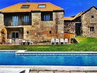 Ref. 10839 Casona con piscina en entorno tranquilo