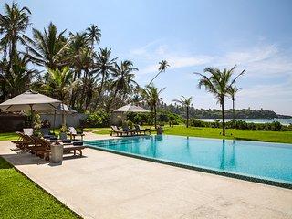 The Boat House Dikwella southern Sri Lanka. Fully staffed. Beachfront and pool