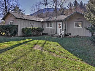 Old-Fashioned Home w/Mtn Views-1 Mi To Hunter Mtn!