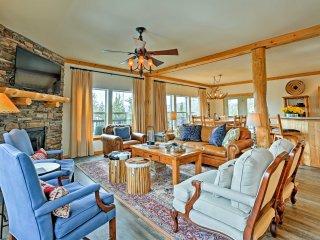 Winter Park Home w/ Hot Tub, Huge Deck & Mtn Views