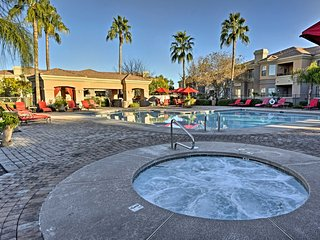 Ground-floor Poolside Mesa Condo w/Lux Amenities!