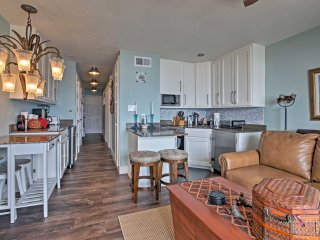 Beachfront Galveston Condo w/Pool & Ocean Views!