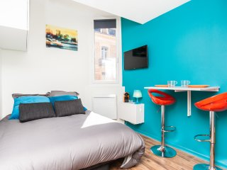 Fantastic cosy studio in the heart of Toulouse