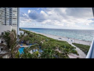 **Summer Promo**  Direct Ocean Views at this Miami Beach front Condo w/Pool & Pa