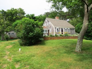 Historic Home on National Seashore Land