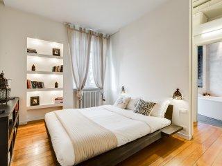 Luxury 2bed w/Jacuzzi and Turkish Bath (Vatican)