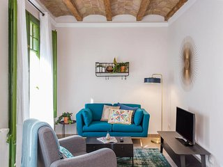 Cosy brand new flat 15 min from Fira BCN