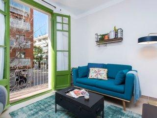 Beautiful designed flat close to la Fira de BCN