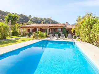 Cozy Villa Can Jauvia for 4 guests, just 1km to Old Town Pollensa! Catalunya Cas